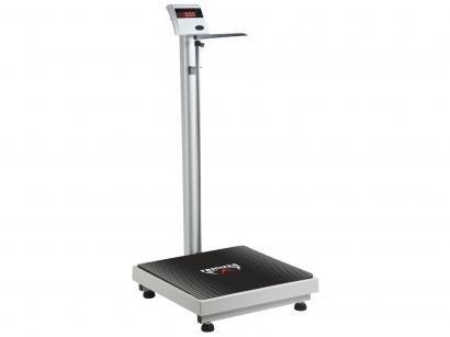Balança Comercial/ Industrial Digital Hospitalar - Ramuza Antropométrica até 200kg