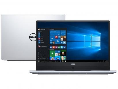 "Notebook Dell Inspiron i15-7560-A10S Intel Core i5 - 8GB 1TB LED 15,6"" Placa de..."