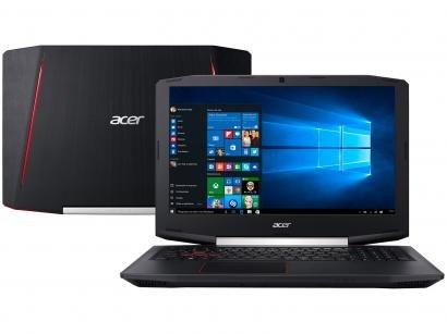 "Notebook Gamer Acer VX5 Intel Core i7 16GB 1TB - LED 15,6"" FullHD Geforce GTX..."