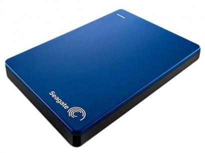 HD Externo 1TB Seagate - Backup Plus Slim USB 3.0