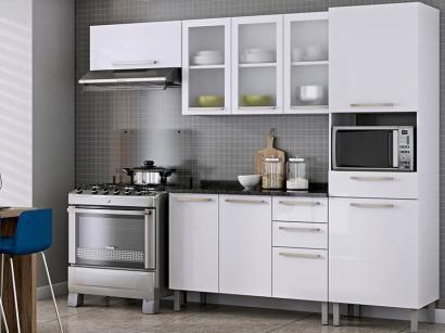 Cozinha Compacta Itatiaia Dandara - 6 Portas 1 Gaveta