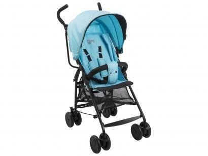Carrinho de Bebê Passeio Burigotto Cosy - Reclinável para Crianças até 15kg