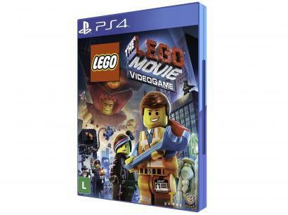 Lego Movie para PS4 - Warner
