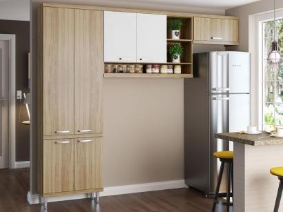 Cozinha Compacta Multimóveis Sicília - 7 Portas