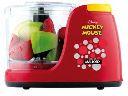Mini Processador de Alimentos Mallory Disney - Mickey Mouse 1 Velocidade +...