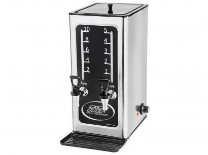 Cafeteira Elétrica Industrial Titã Coffe Line - TITA 5L Inox