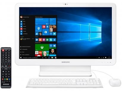 "Computador All In One Samsung E3 TV Intel Core i3 - 4GB 500GB LED 21,5"" Windows..."