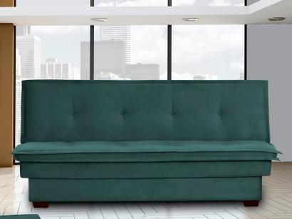 Sofá-cama 3 Lugares Veludo Reclinável - Matrix Kate