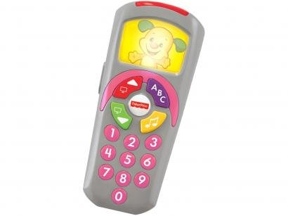 Controle Remoto Aprender e Brincar DLH40_DLH42 - Mattel