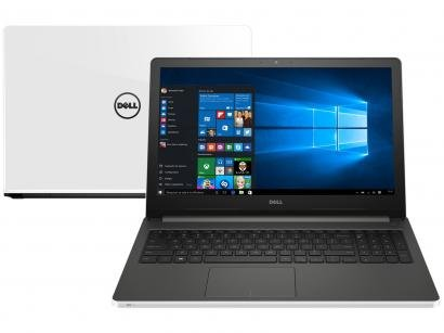 "Notebook Dell Inspiron i15-5566-A70B Intel Core i7 - 8GB 1TB LED 15,6"" Placa de..."
