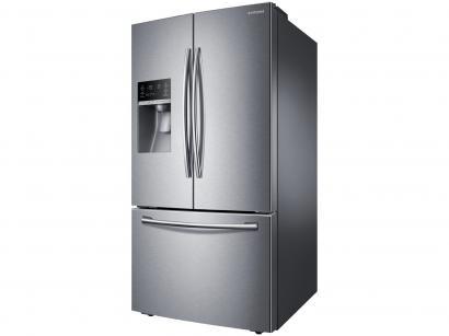 Geladeira/Refrigerador Samsung Frost Free Inox - French Door 536L Dispenser de...