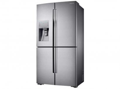 Geladeira/Refrigerador Samsung Frost Free Inox - French Door 564L RF56K9040SR/AZ