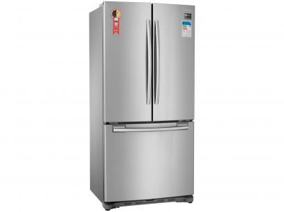 Geladeira/Refrigerador Samsung Frost Free - French Door Inox 441L RF62HERS1/AZ