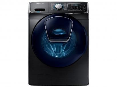 Lavadora de Roupas Samsung AddWash WF15K6500AV/AZ - 15Kg Inox