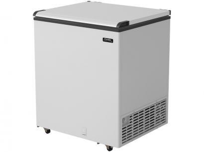 Freezer Horizontal 1 Porta Cega Esmaltec 239L - EFH 250 SK EFAB