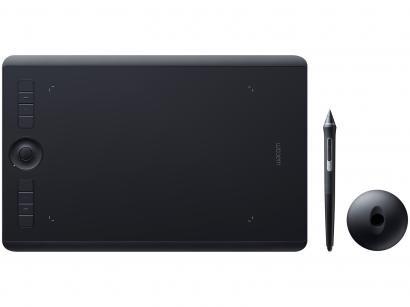 Mesa digitalizadora Wacom Intuos Pro PTH660 - Média