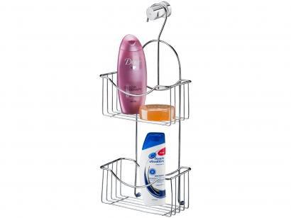 Porta Utensílios para Banheiro Utimil - CR 446