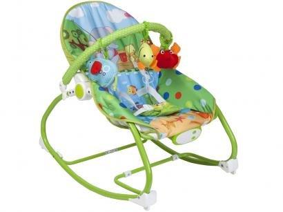Espreguiçadeira Reclinável Baby Style - Selva