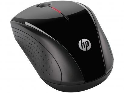 Mouse Sem Fio Óptico 1200dpi HP - X3000