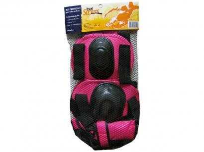 Kit de Proteção Infantil para Roller ou Skate - Tam. M Bel Sports 411207