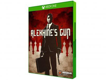 Alekhines Gun para Xbox One - Maximum Games