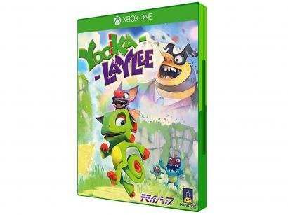 Yooka-Layle para Xbox One - Playtronic Games
