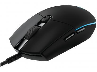 Mouse Gamer Óptico 12.000dpi Logitech - G Pro Gaming