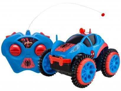 Carrinho Marvel Spider Man Spider Flip - Candide