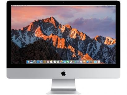 "iMac Retina 5K 27"" Apple MNED2BZ/A Intel Core i5 - 8GB 2TB MacOS Sierra"