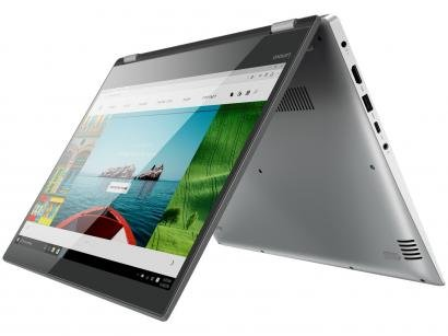 "Notebook 2 em 1 Lenovo Yoga 520 Intel Core i7 - 8GB 1TB Touch Screen 14""..."