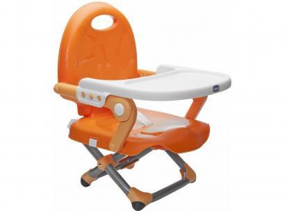 Cadeira de Alimentação Chicco Pocket Snack - 3 Posições de Altura para Crianças até 15kg