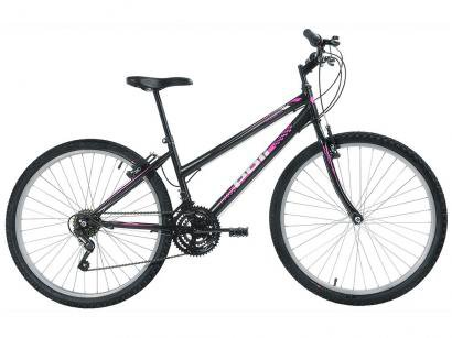 Bicicleta Polimet 7135 Aro 26 18 Marchas - Freio V-Brake