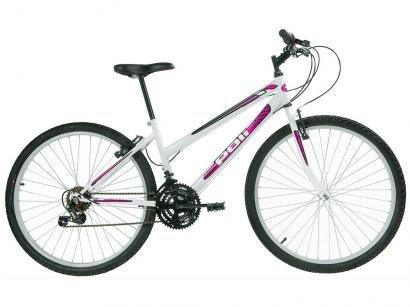 Bicicleta Polimet 7146 Aro 26 18 Marchas - Freio V-Brake
