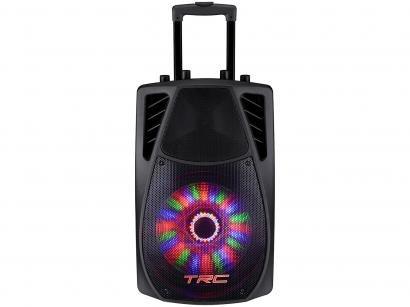 Caixa de Som Amplificadora TRC Caixa Acústica - TRC 359 360W Bluetooth USB com...