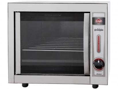 Forno a Gás Layr Advenced Gold 1925 Inox - 46L