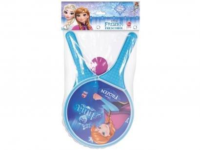 Frescobol Frozen - Líder Brinquedos