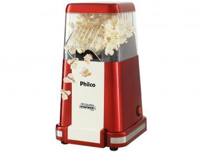 Pipoqueira Elétrica Philco Popnew PPI02 Vermelha