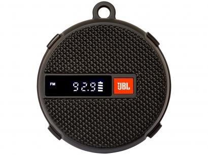 Caixa de Som Bluetooth JBL Wind 3W Rádio FM - Leitor Cartão SD e Resistente à...
