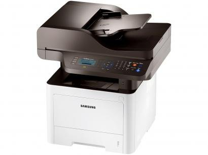 Impressora Multifuncional Samsung Xpress M4075FR - Laser Preto e Branco USB