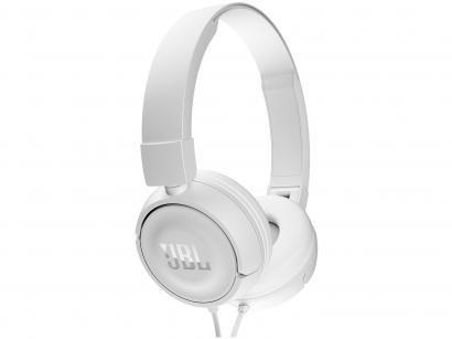 Headphone/Fone de Ouvido JBL com Microfone - Dobrável Cabo P2 Core Headphones...