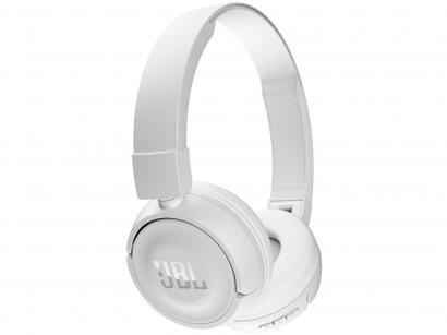 Headphone/Fone de Ouvido JBL Bluetooth Sem Fio - com Microfone Dobrável Serie T...