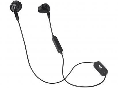 Fone de Ouvido Intra Auricular JBL Esportivo - Bluetooth Sem Fio resistente à...