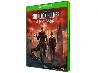 Sherlock Holmes: The Devils Daughter - para Xbox One Calisto