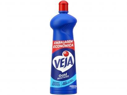 Veja Gold Multiuso - Original Squeeze - 750ml