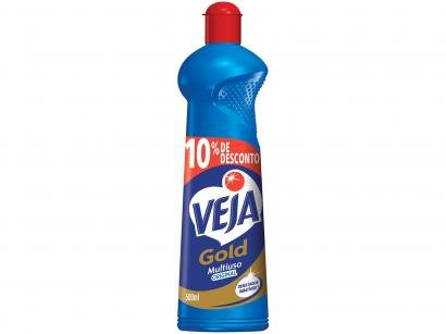 Veja Gold Multi-Uso Original Squeeze - 500ml