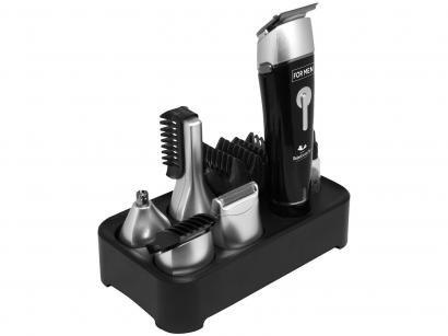 Kit Aparador de Pelos Barba e Cabelo Relaxbeauty - Multi Groom