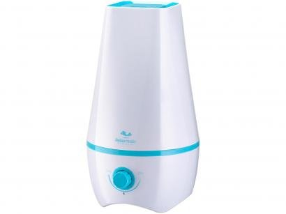 Umidificador/Purificador Ultrassônico 2L - Relaxmedic RelaxHome Compact Air