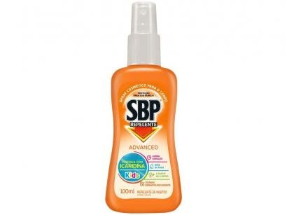 Repelente Infantil SBP Advanced Kids - 100ml