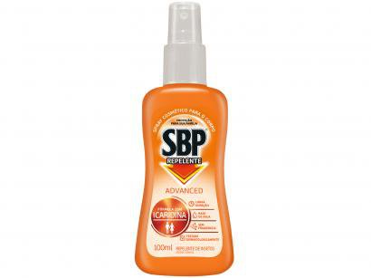 Repelente SBP Líquido Spray Advanced - 100ml
