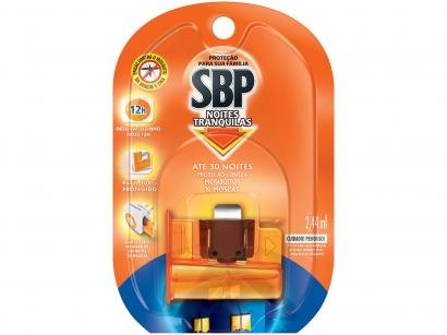 Inseticida SBP Refil Noites Tranquilas - 2,44ml